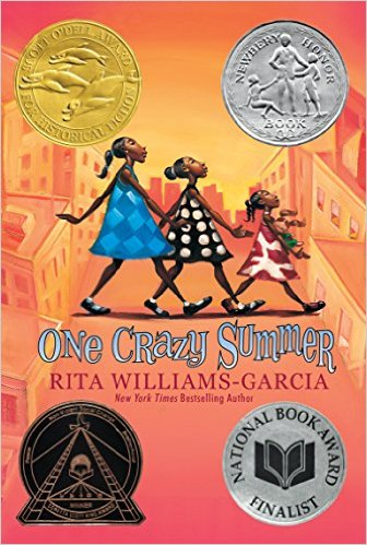 The cover of Rita Williams-Garcia's Children's novel about the Black Panther Party
