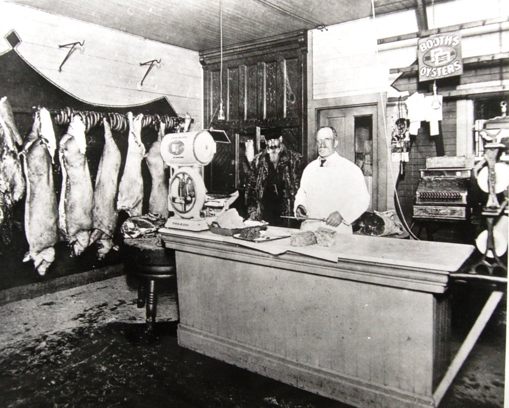 1900 Butcher, source unknown