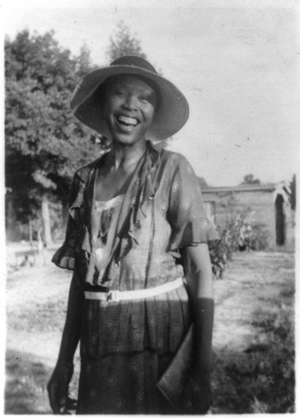 Zora Neale Hurston, Courtesy of Library of Congress