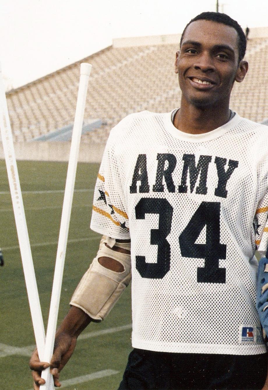 Dan Williams, Hempstead 83, Army 87.jpg