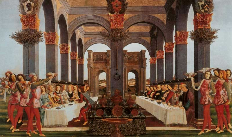 Image result for the great banquet