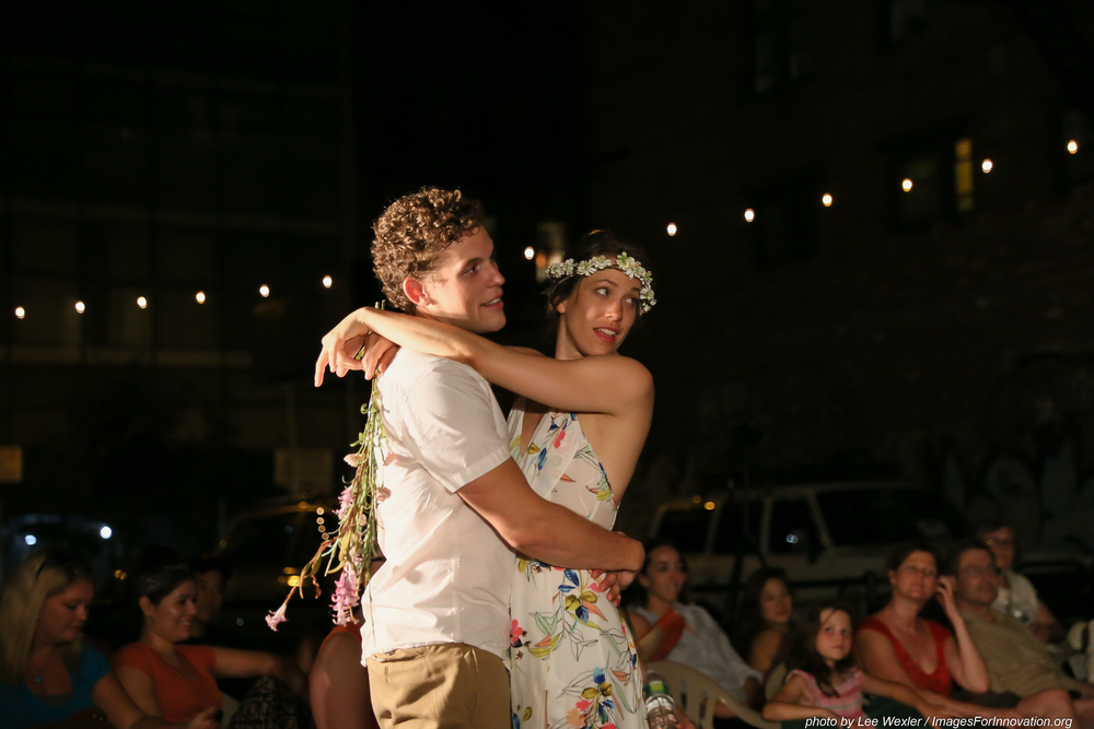 A Midsummer Night's Dream - Shakespeare in the Parking Lot - The Drilling Company