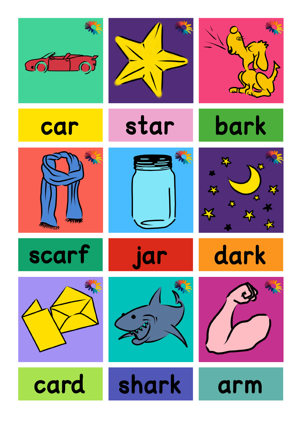 r-controlled vowel resources