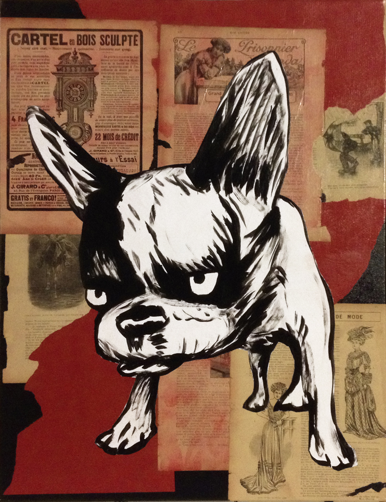 French Bulldog III, 2012