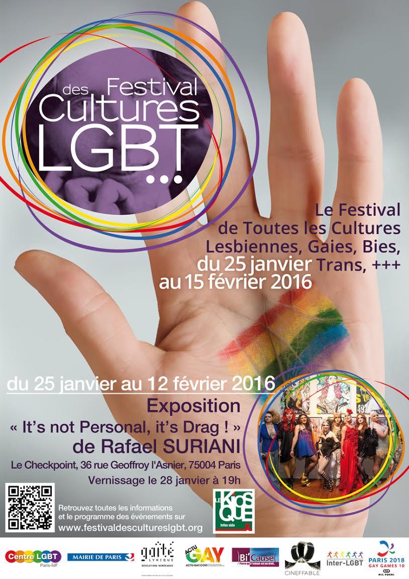flyer exposition Paris