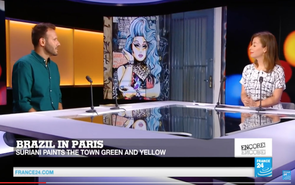 France 24 interview in English