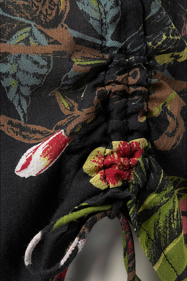 Fig 6. Detail fabric