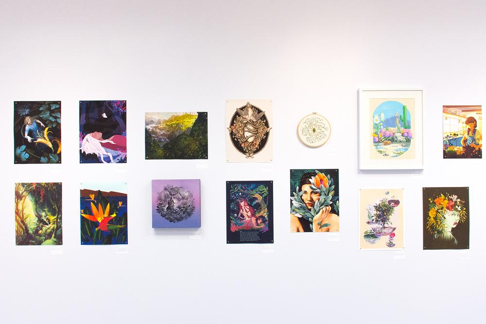 fig. 4. TheBotanica Exhibition (photo: Light Grey Art Lab)