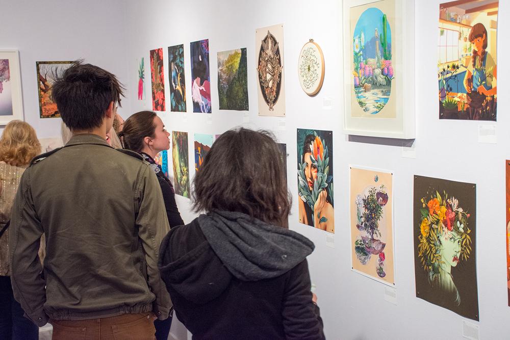 fig. 5. TheBotanica Exhibition (photo: Light Grey Art Lab)