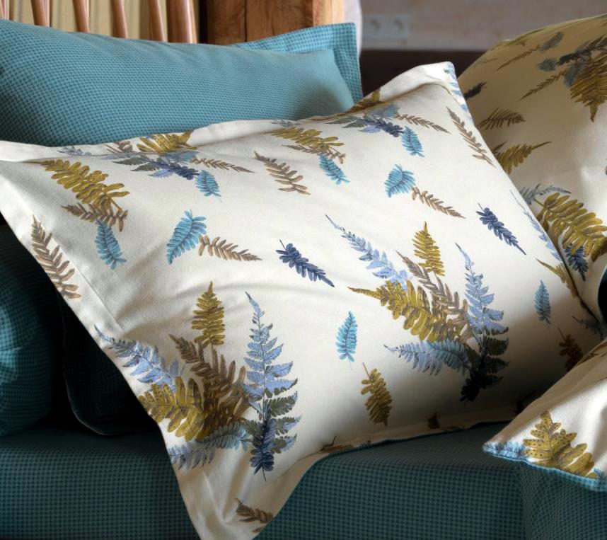 Fig. 4. Linens / Bedsheets Sous Bois (Photo: Linvosges)