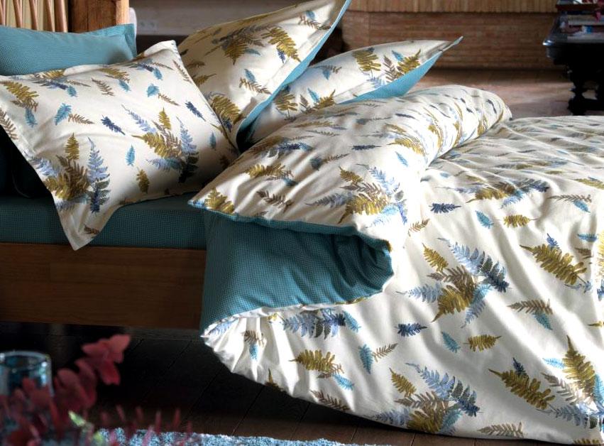 Fig. 3. Linens / Bedsheets Sous Bois (Photo: Linvosges)