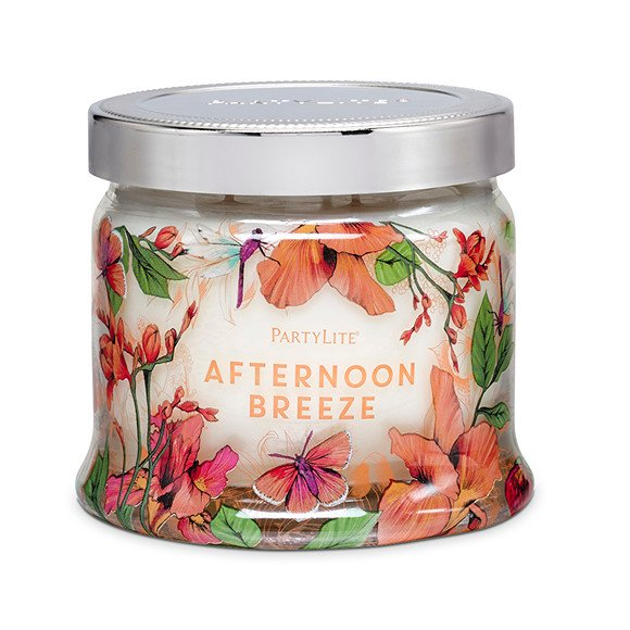 fig 3. Afternoon Breeze candle