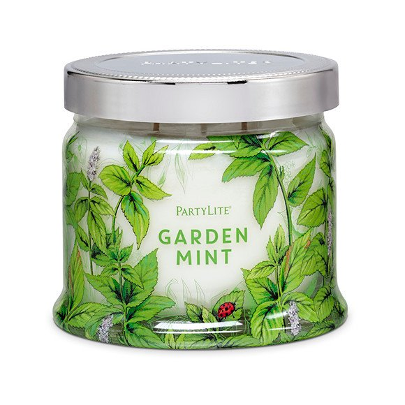 fig. 10. Garden Mint candle