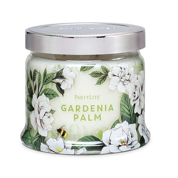 fig. 13. Gardenia Palm candle