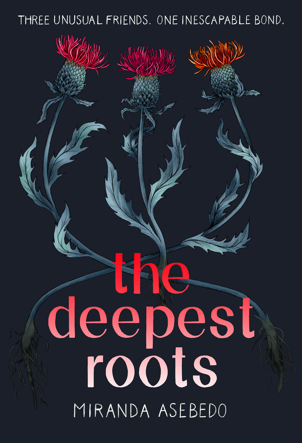 fig. 1. Th Deepest Roots bookcover