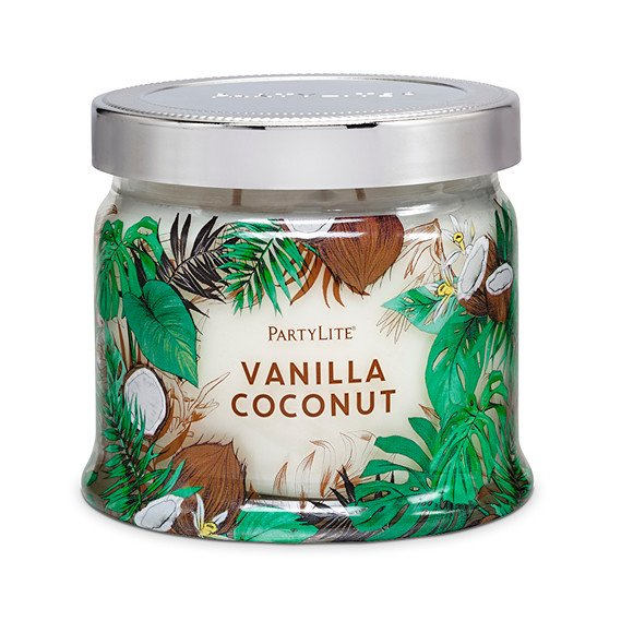 fig. 12. Vanilla Coconut candle