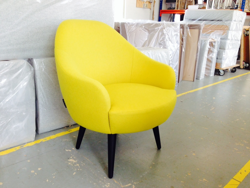 Davison Highley 'Array chair'