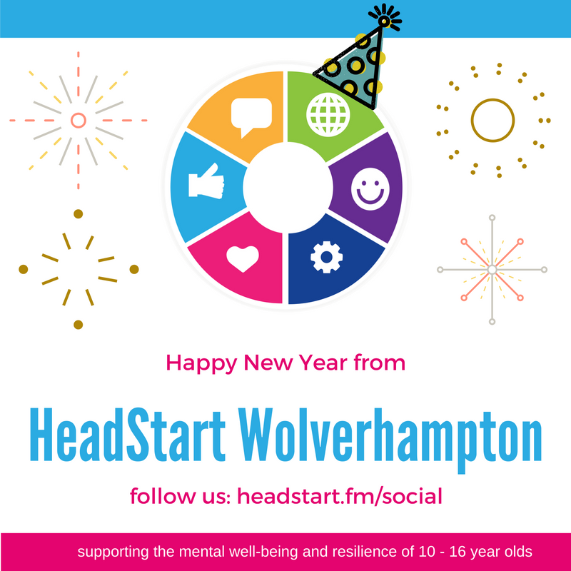 Happy New Year from HeadStart Wolverhampton — HeadStart Wolverhampton