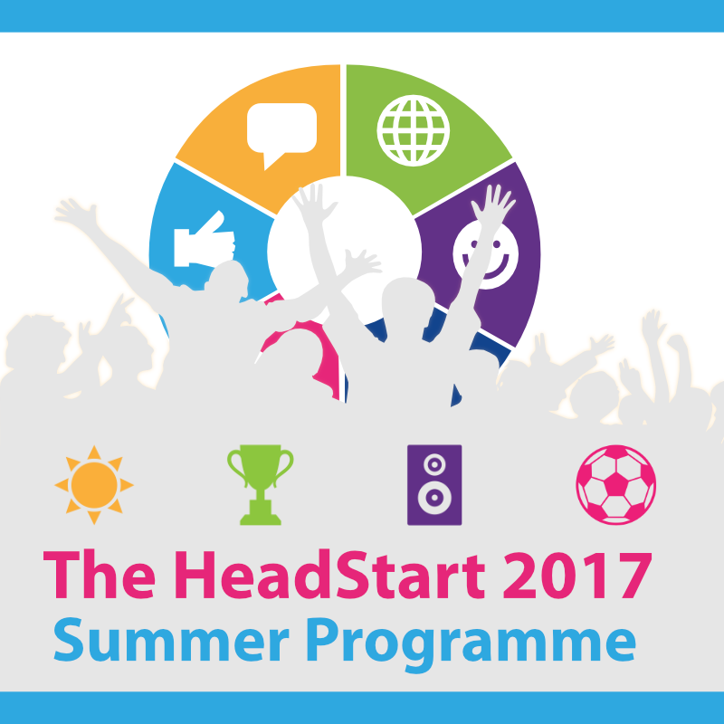Find out about the HeadStart Summer programme at http://www.headstartonline.co.uk/summer2017