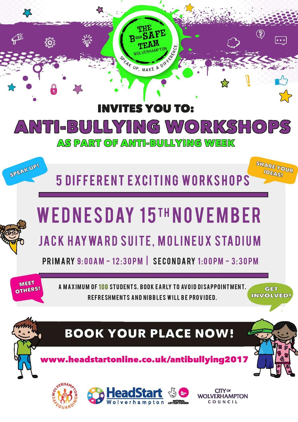 BSafe antibullying week workshop image.jpg