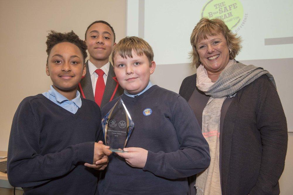 Anti-Bullying Charter Mark Awards 2018