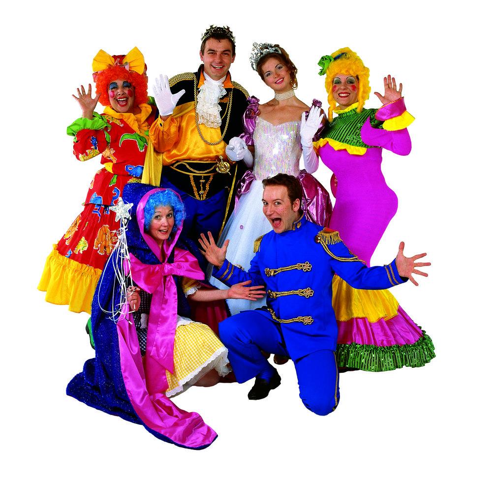 Cinderella & Friends.jpg