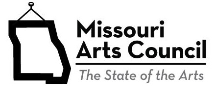 FINANCIAL ASSISTANCE FOR THIS PROJECT HAS BEEN PROVIDED BY THE MISSOURI ARTS COUNCIL, A STATE AGENCY