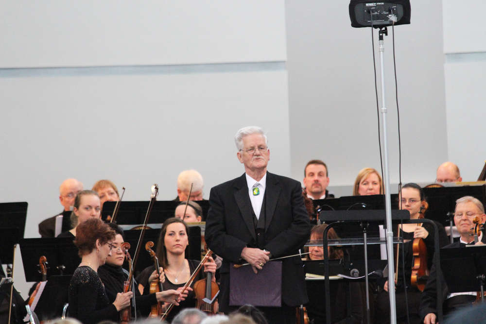 FAC Event: St  Charles Symphony Orchestra Concert — Foundry Art Centre