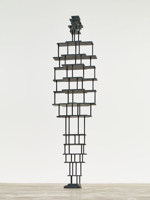 Antony Gormley, Station XVII, 2014.