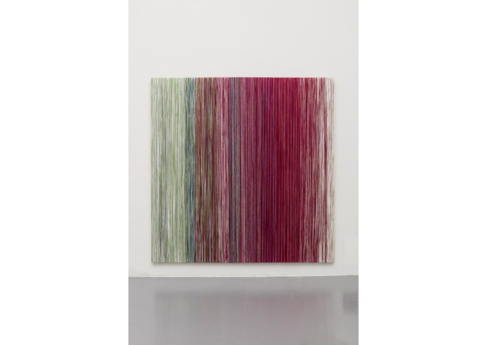 Message With Texture, Sheila Hicks, 2015.
