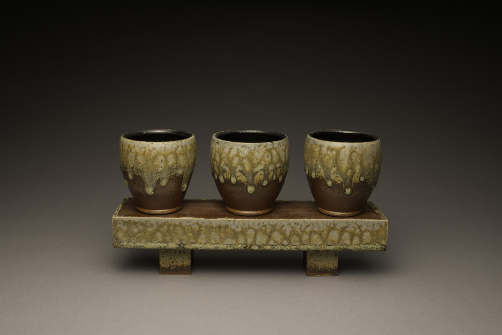 Whiskey Sippers | Tanner Martine | Stoneware