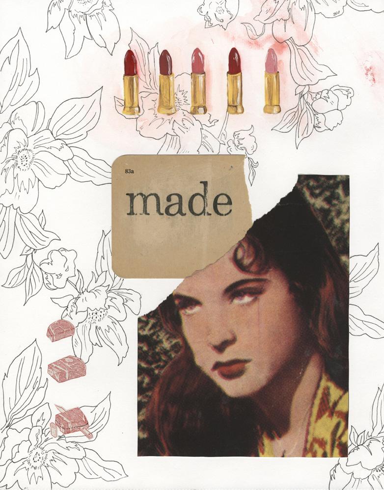 """Made Up"" by Deborah Douglas"