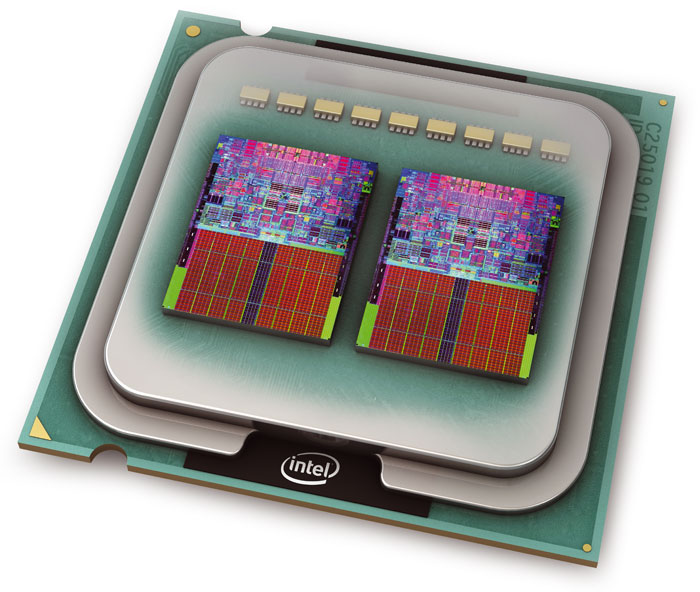 Multi-Core Microprocessor by Intel