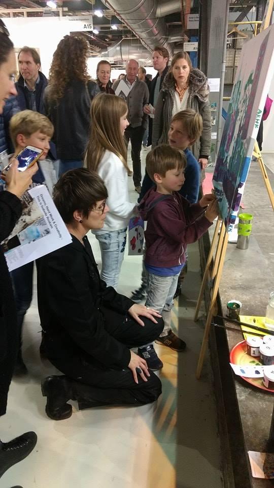 InterART at the Affordable Art Fair