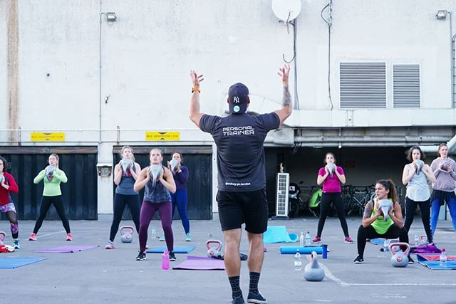 Welcome to London's best kept secret - The Body Project Rooftop Bootcamp ⠀⠀ ⠀⠀ ⠀ ⠀⠀ ✨Every Monday ✨6:15 - 7pm ✨91 Wimpole St, London ⠀⠀ ⠀⠀ ⠀ ⠀⠀ Our bootcamps are designed to burn and buff in the most enjoyable way possible. Plus you get to sweat it out to the hottest beats in London 🎶 with legendary Gymbox Instructor @mikey.pt.london 💯🏋️♂️ ⠀ ⠀ ⠀ ⠀⠀ ⠀ ⠀⠀⠀⠀ ⠀⠀ ⠀ ⠀⠀ First pass is free. Grab a space via the link in our bio👆