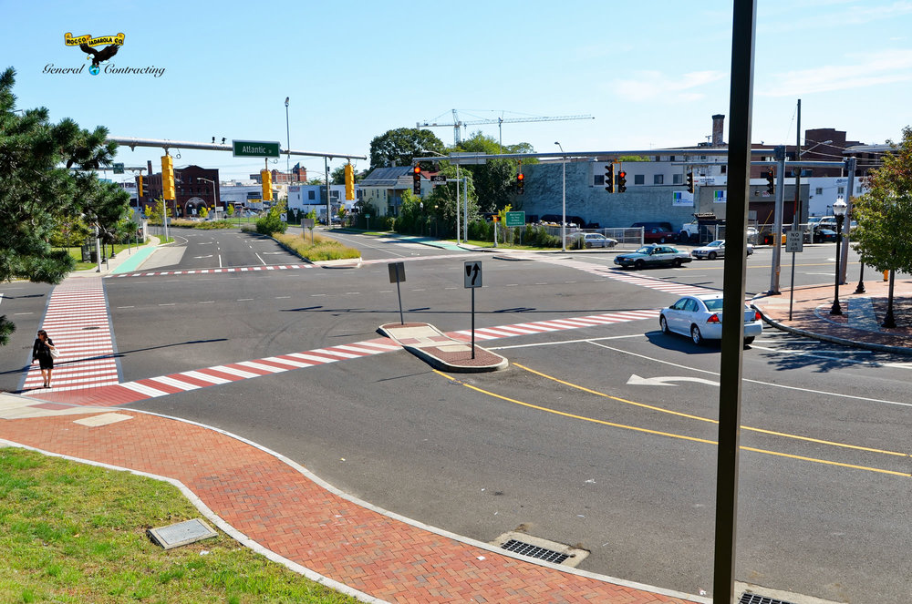 Stamford Connecticut Intersection Crossroads Rocco Iadarola Asphalting-118.jpg
