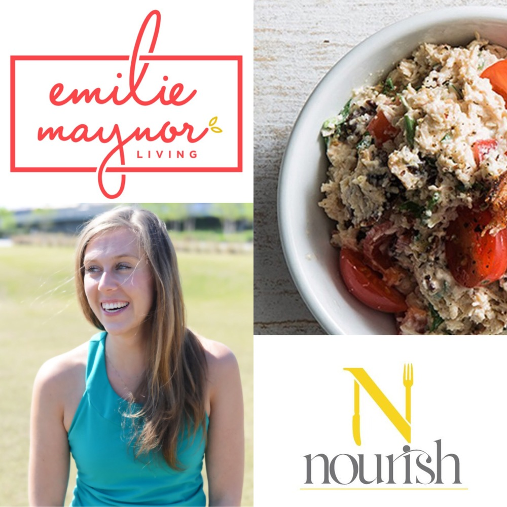 Use code EMLIVING10 for 10% off your Nourish Order!