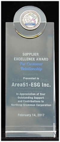 Northrop Grumman Supplier Excellence Customer Relationship Resized.JPG