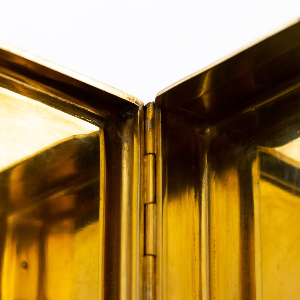 7f11eeed21 Pushkin Antiques — ANTIQUE 20thC CARTIER 18K GOLD   ENAMEL TURQUOISE ...