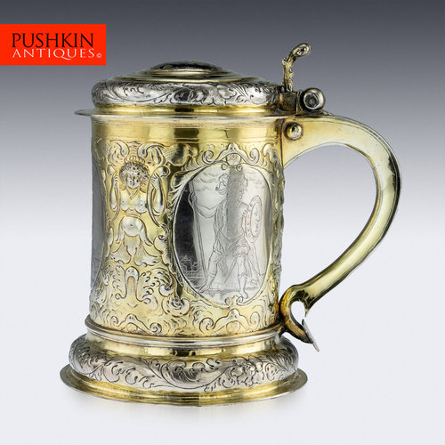 Pushkin Antiques - Russian Silver