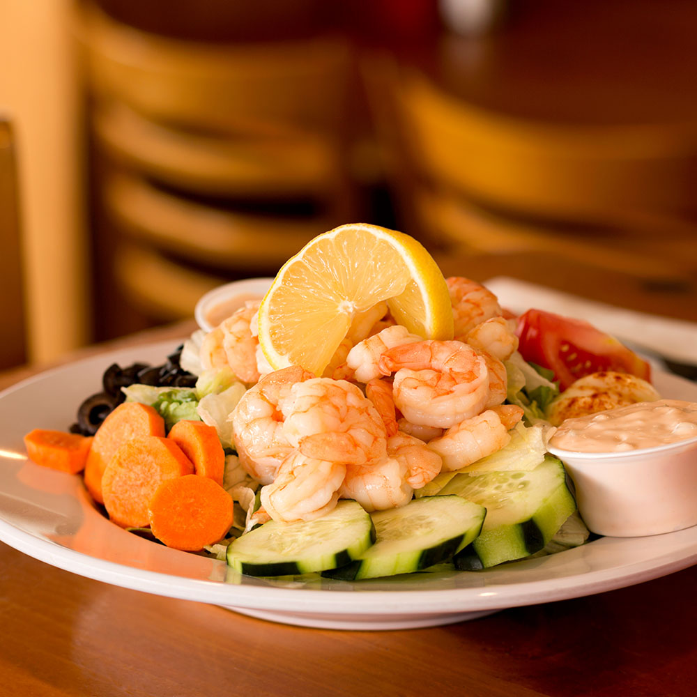 Shrimp Louie Salad