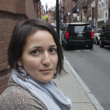 Heba Elasaad Director of Marketing & Outreach