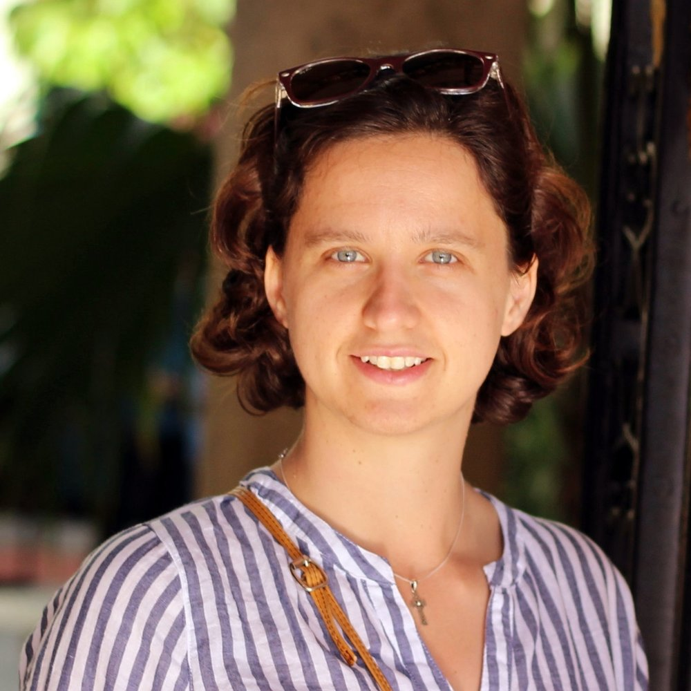 Elisabeth Baratin Project Engineer