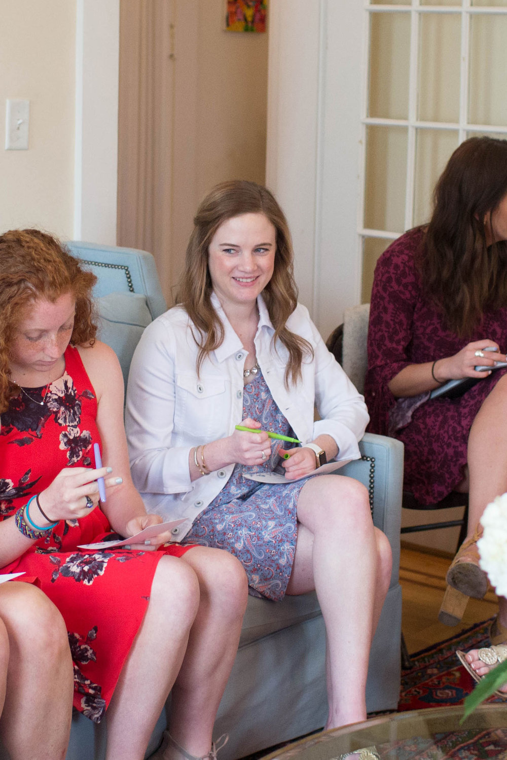 Flower Power: A Spring Bridal Shower | You've Got Flair