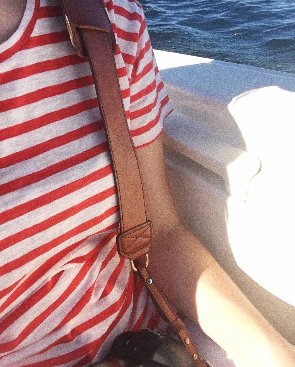 Image taken on a boat in Lake Washington.
