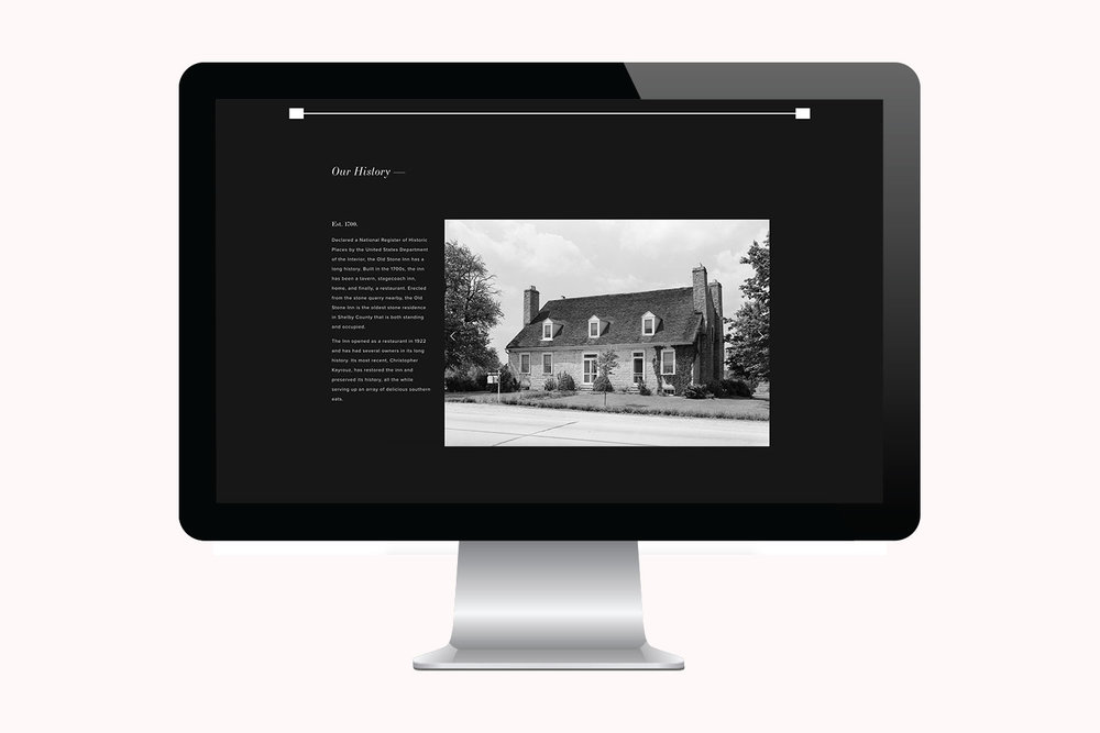 Copy of You've Got Flair | Websites | Eleanor Hamilton's Old Stone Inn | 002