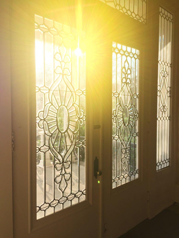 03 /  My front door