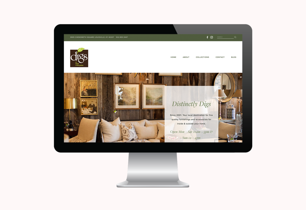 You've Got Flair | Websites | Digs Home & Garden | 002