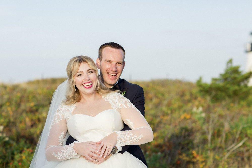Ellie + Mike Nantucket Wedding