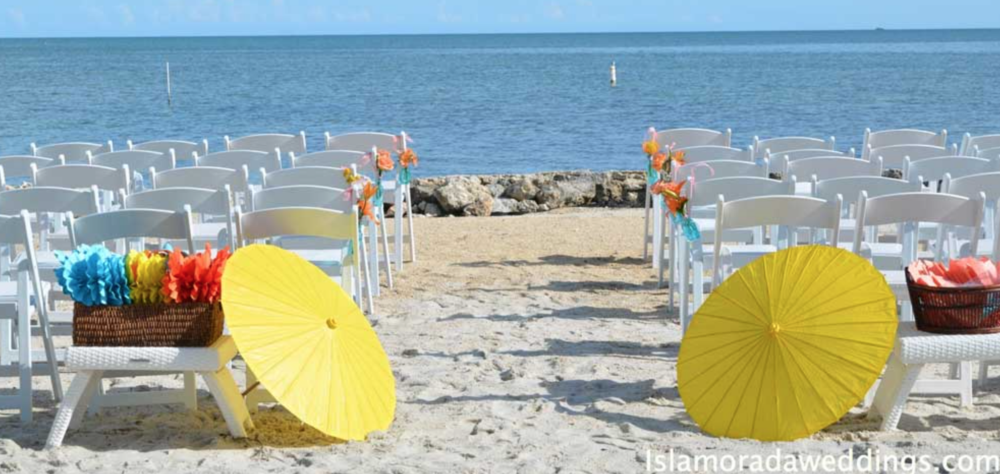 Islamorada weddings 1